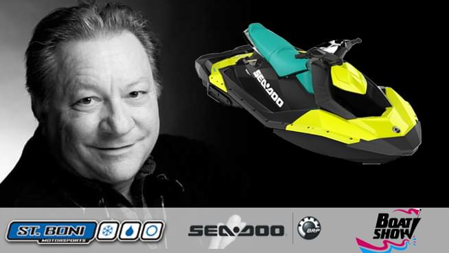 Win a Sea-Doo Spark from St. Boni Motorsports!
