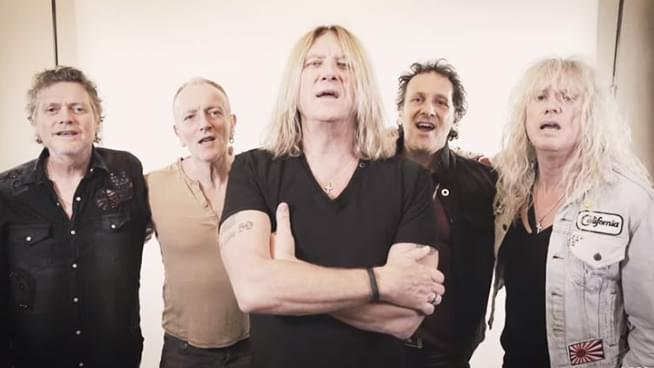 Def Leppard Release We All Need Christmas
