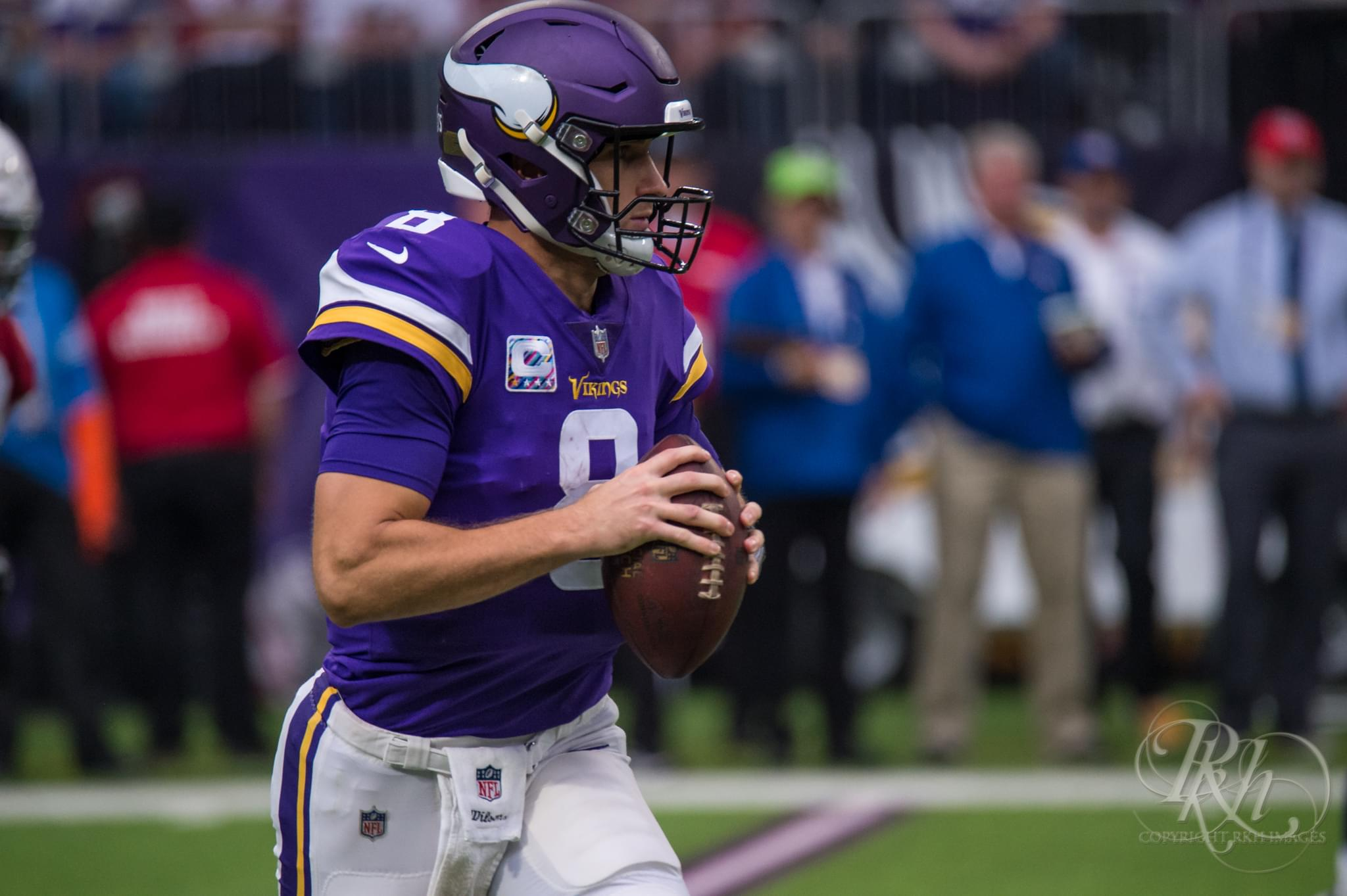 Kirk Cousins Enters Offseason Under Scrutiny After Week 17 Dud