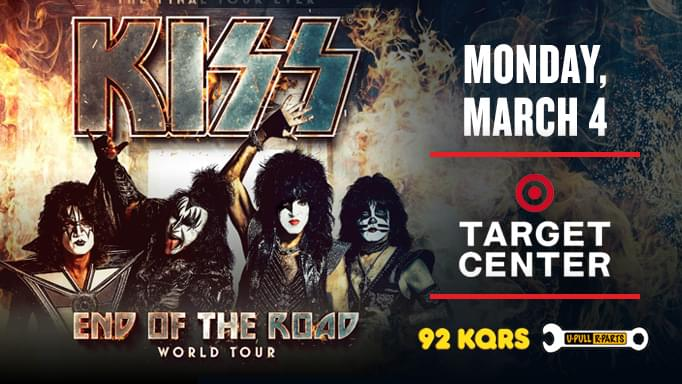 Win KISS Tickets This Weekend!
