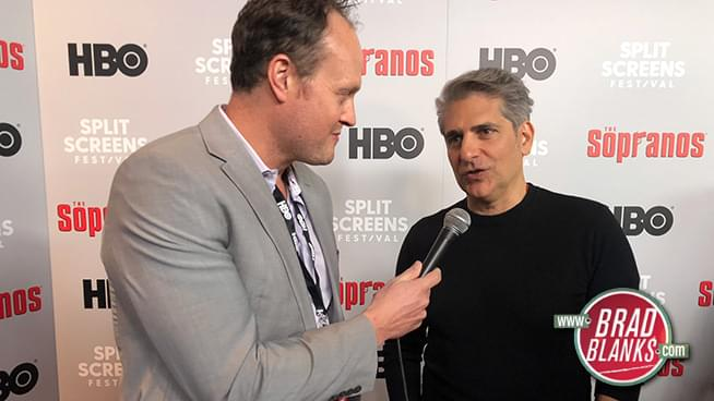Brad Blanks Chats with the Cast of The Sopranos