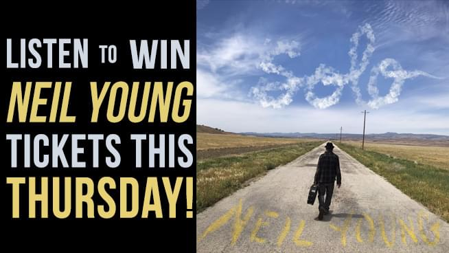Win Neil Young Tickets This Thursday!