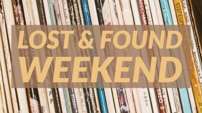 KQ's Lost & Found Weekend
