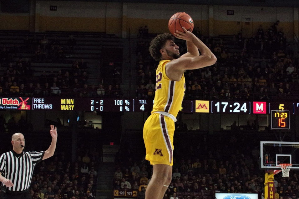 Road Reaction: Gophers Fall at Rutgers, Putting Tourney Hopes on the Brink