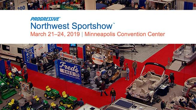 MAR 21-23 • KQ at Progressive Northwest Sportshow