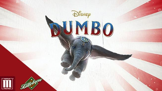 Win Dumbo Tickets!