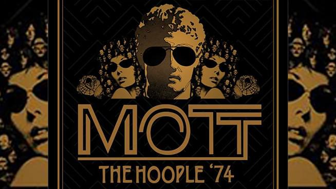 APR 2 • Mott the Hoople '74