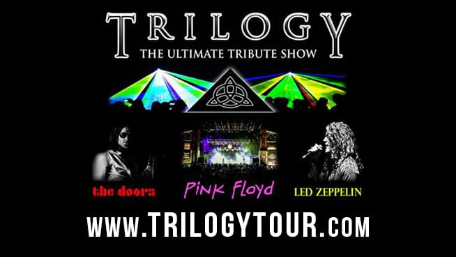 Win Trilogy: The Ultimate Tribute Show Tickets!