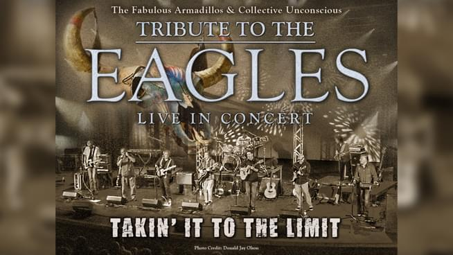 MAY 17 • Fabulous Armadillos – Takin' it to the Limit: Eagles Tribute