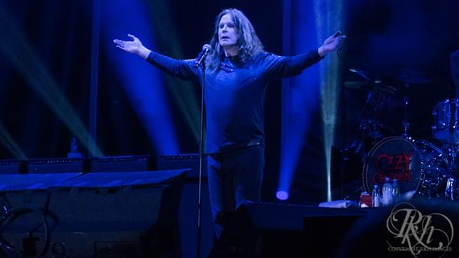 'Definitive' Ozzy Vinyl Collection On The Way