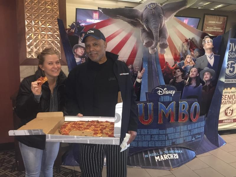 "Philly at Marcus Oakdale Cinema for ""Dumbo"" Screening"