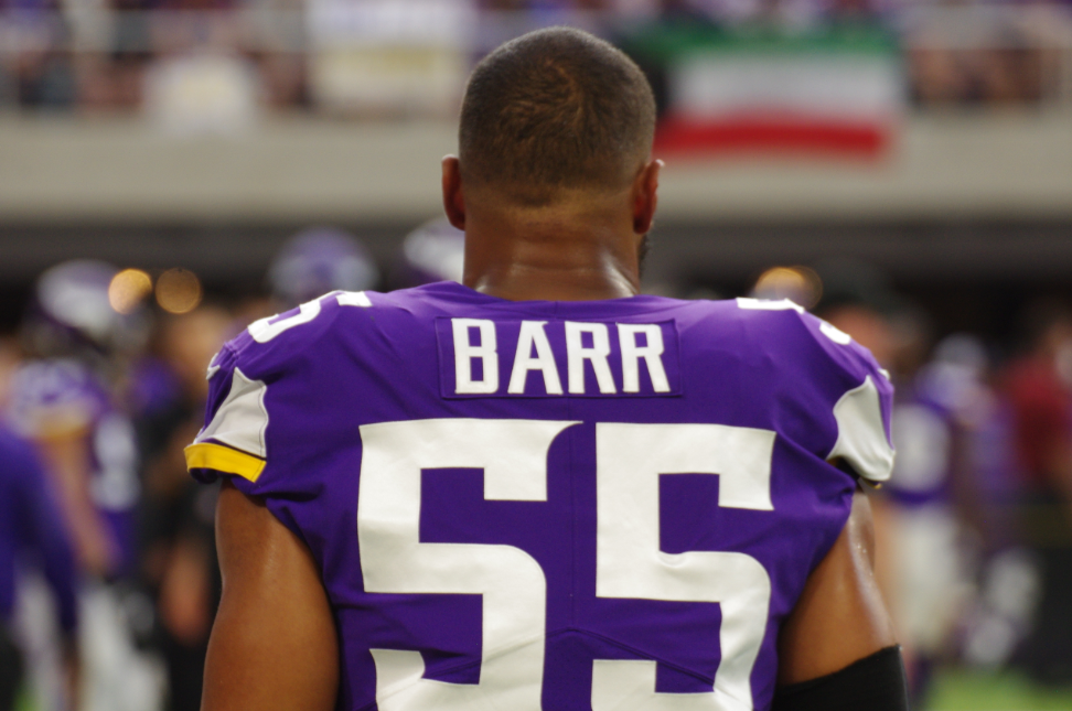 Vikings Defense Grateful, Emotional at the Return of Its Two Anchors
