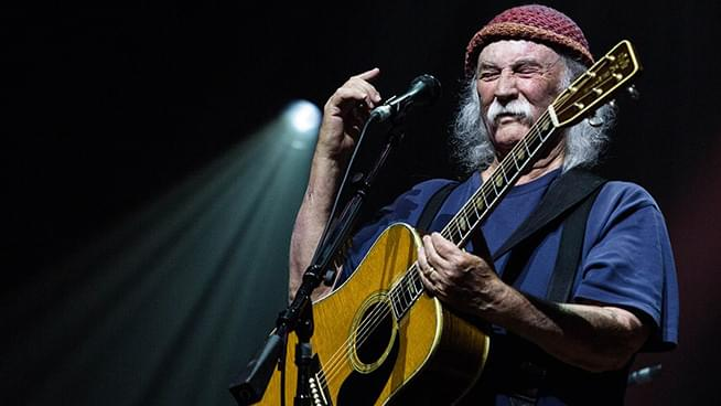 MAY 10 • An Evening with David Crosby & Friends
