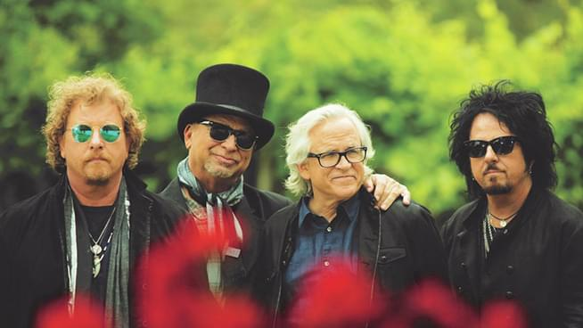 OCT 1 • TOTO: 40 Trips Around the Sun