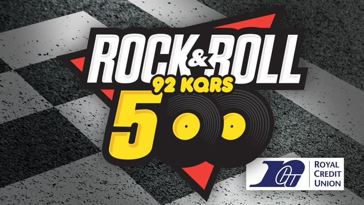 KQ's Annual Memorial Day Rock & Roll 500 Countdown!