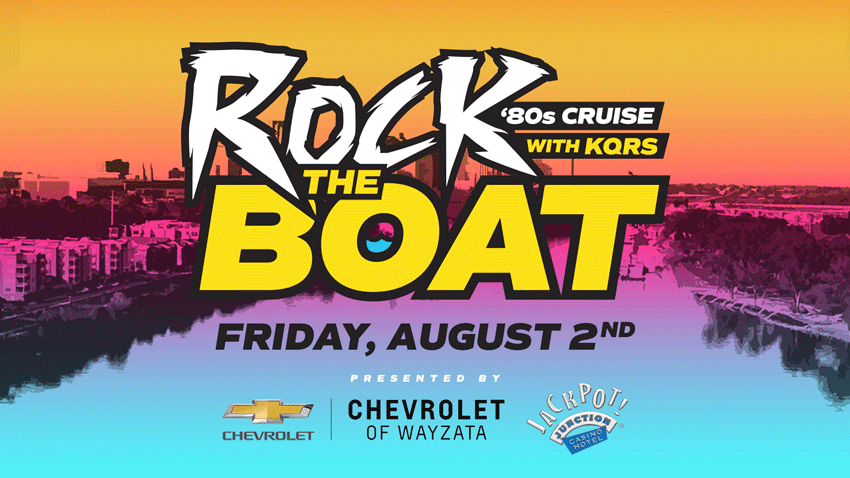 AUG 2 • Rock The Boat '80s Cruise