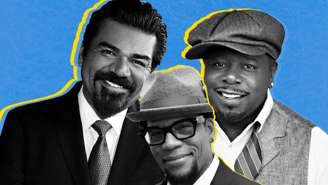 JUN 28 • George Lopez, Cedric The Entertainer & D.L. Hughley (2 shows!)