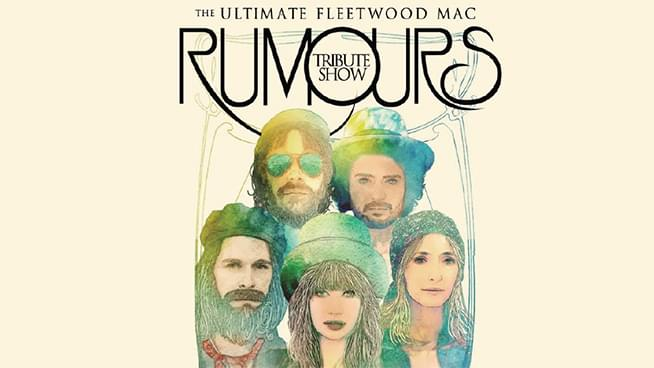 OCT 4 • Rumours (Fleetwood Mac Tribute) with Special Guests Heartless (Heart Tribute)