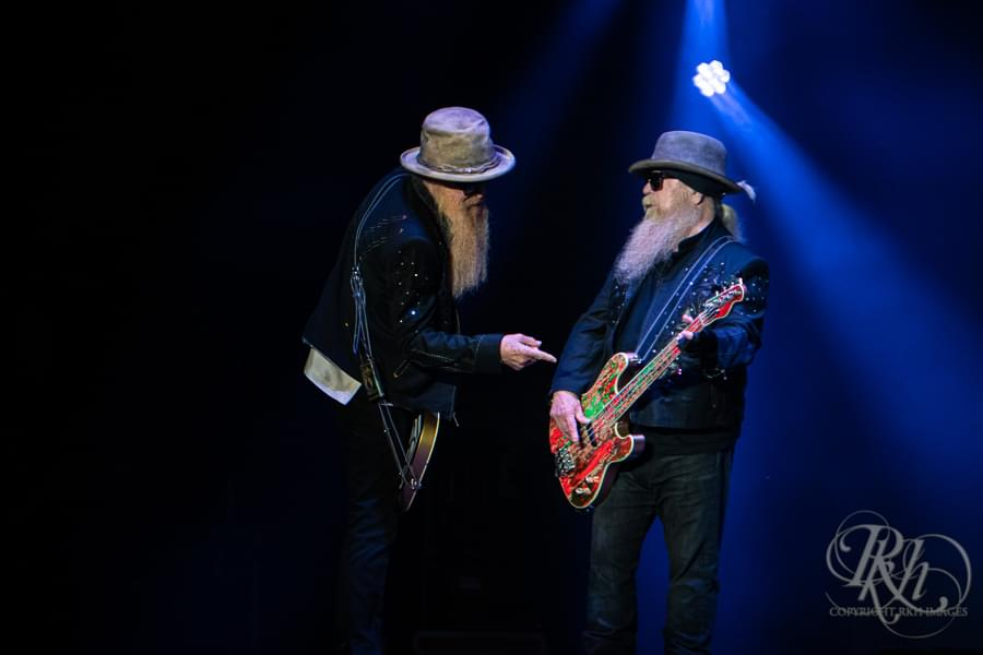 PHOTOS: ZZ Top and Cheap Trick