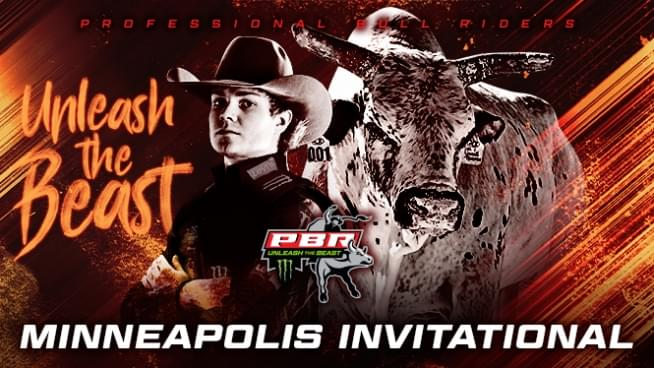 OCT 4 -5 • Professional Bull Riders: Unleash the Beast
