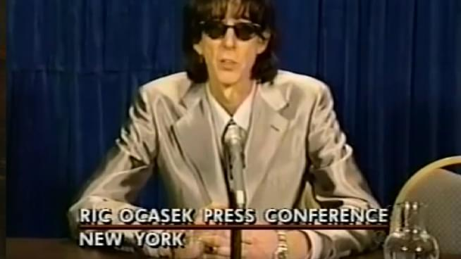 Rick Ocasek Sets the Record Straight on Late Night with Conan O'Brien