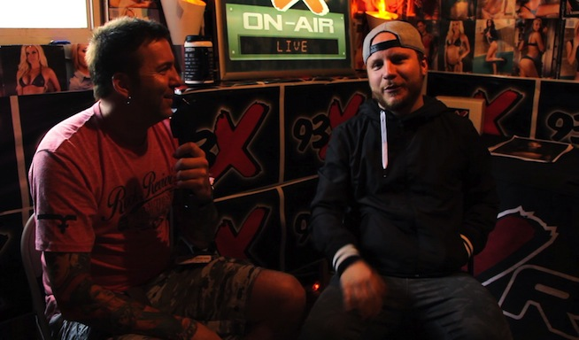 VIDEO: Interview with Zach Myers of Shinedown