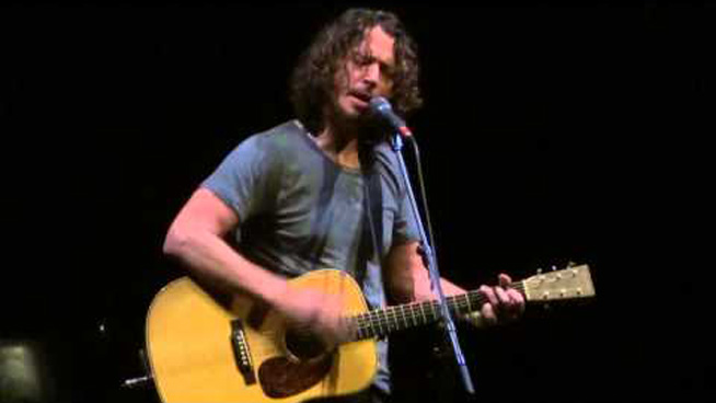 Chris Cornell Mashes Up Metallica & U2