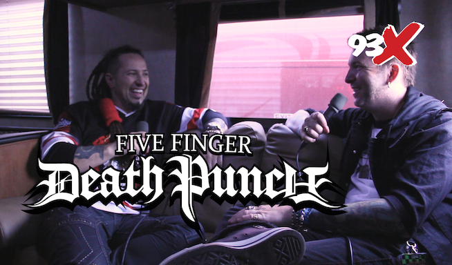 Rock Fest 2016: Zoltan Bathory of FFDP