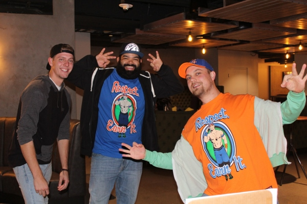 WWE + TLC Pre-Party @ The Target Center