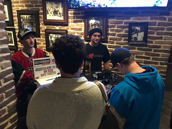 Brotherhood in the Box @ Lucky's 13 in Roseville