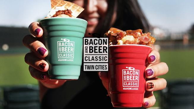 JUL 20 • 93X at 2019 Twin Cities Bacon and Beer Classic