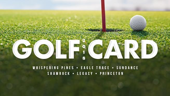 Golf 6 great Twin Cities area courses with cart for only $119! Buy Now!