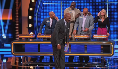 Charles Barkley Gives Worst Right Answer On Family Feud