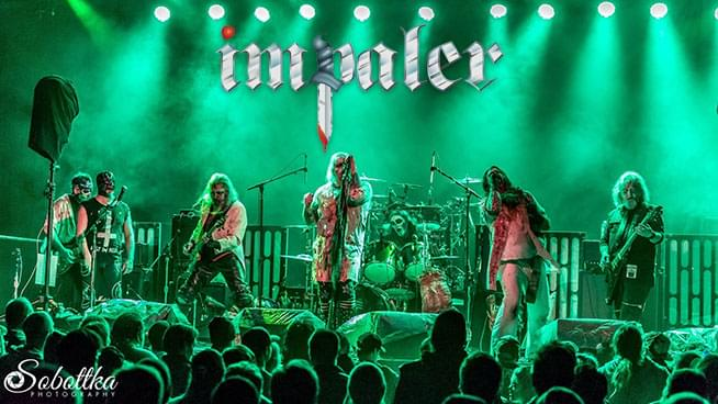 Win Impaler Tickets!