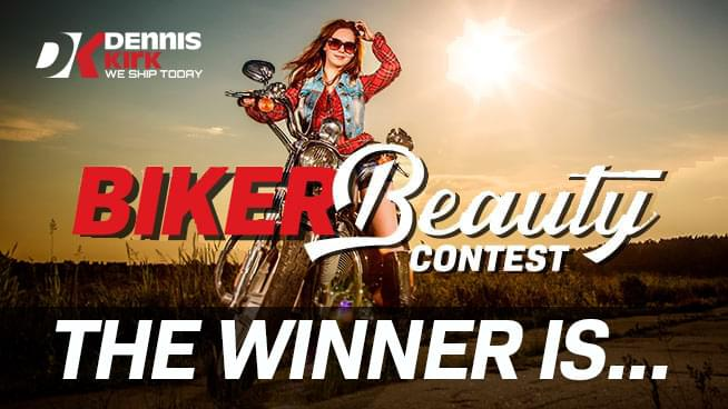 Biker Beauty Winner Revealed!
