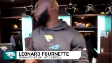 Leonard Fournette PISSED About MADDEN 19 Rating