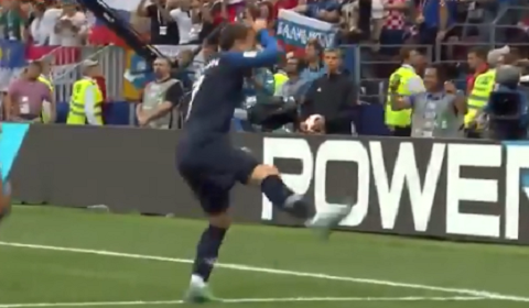 World Cup Player Celebrates Goal With Rude Fortnite Emote