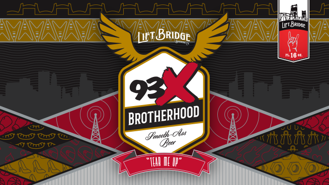 93X Brotherhood Beer