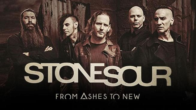Win Stone Sour Tickets!