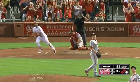 Nationals Broadcast Team Reacts To Walk-Off Home Run With Silence
