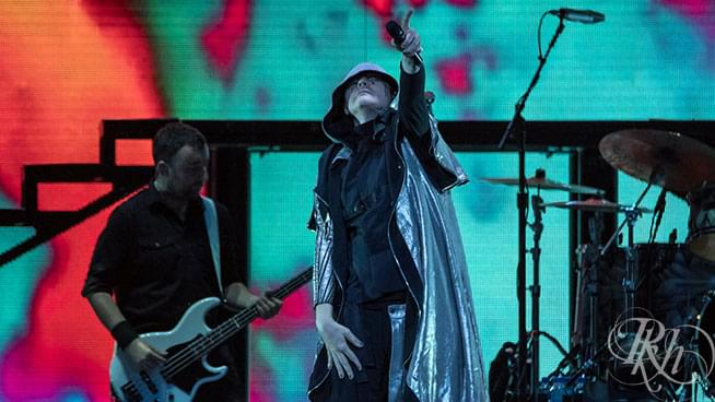 PHOTOS: The Smashing Pumpkins at Xcel (August 19, 2018)