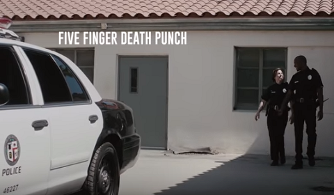 5 Finger Death Punch New Video- When The Seasons Change