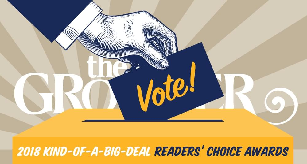 Vote for Brotherhood Beer in The Growler Magazine's Kind-of-a-Big-Deal Readers' Choice Awards!