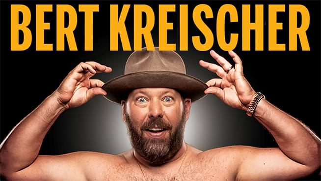 MAR 31 • Bert Kreischer: Body Shots Tour (Two Shows!)