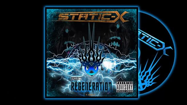New Static-X Album Coming in 2019