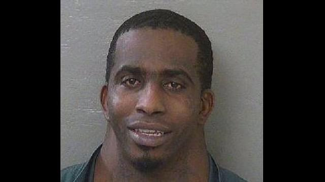 Huge Neck Mug Shot