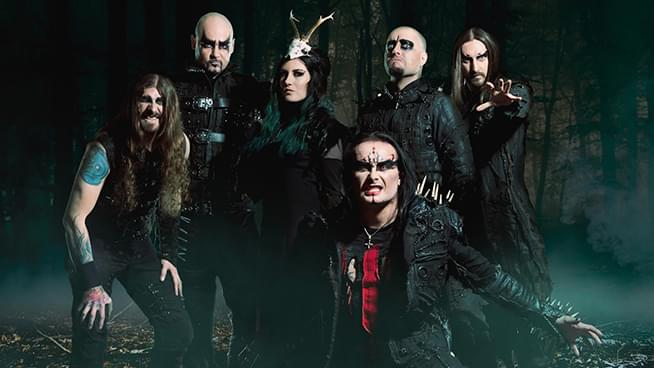 Win Cradle of Filth Tickets!