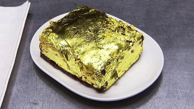 $500 Gold Brownie