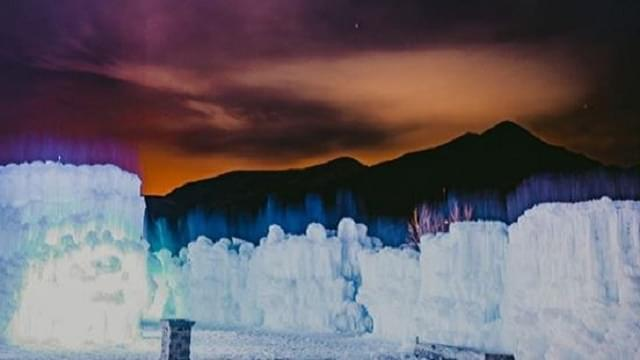 Ice Castles in Excelsior