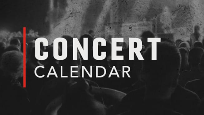 Stay Up-To-Date on All Upcoming Shows!